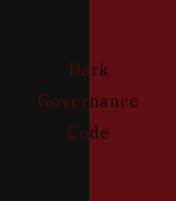 Dark Governance Code